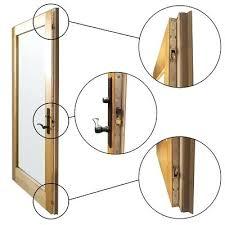 anderson frenchwood doors active door 3 point lock mechanism panel windows doors handles series hinged patio anderson frenchwood doors patio