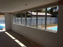 aluminium sliding glass window 2 of 2 inside
