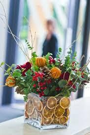 christmas flowering deskbowl on bristol office reception desk christmas tree office desk