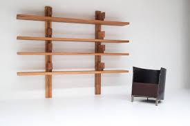 pierre chapo wall mounted book shelves