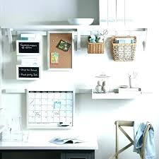 home office wall storage. Office Wall Organization Ideas Home Storage System . Lovable A