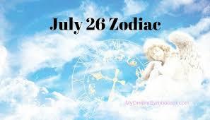 July 26 Zodiac Sign Love Compatibility