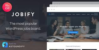 Wordpress Resume Theme New Jobify The Most Popular WordPress Job Board Theme By Astoundify