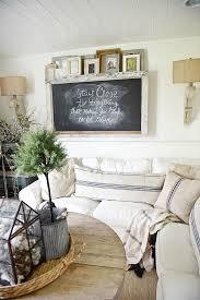 best farmhouse living room decor ideas
