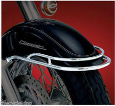 yamaha royal star yamaha royal star venture 1300 tour deluxe chrome front fender rail bumper fits