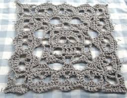 Skull Crochet Pattern Inspiration PDF Creepy Granny Skull Infinity Square No 48 Crochet Etsy
