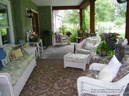 the porch furniture. Furnished Porch The Porch Furniture R