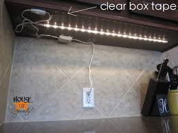 under cabinet lighting plug in. For Pleasing Under Cabinet Lighting Solution Lights From Ikea House Of Simple Hardwired Vs Plug In R