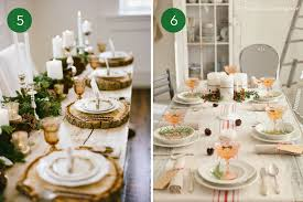 10 Inspiring Christmas Tablescapes