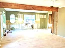 how much does it cost to remove a wall identify load bearing awesome removal fantastic 8