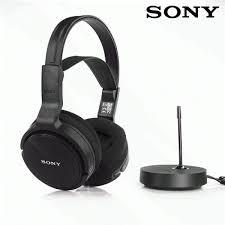sony tv headphones. sony mdrrf811rk wireless headphones sony tv headphones