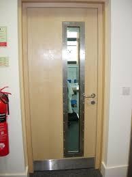 doors for office. Shotgun Door To Cash Office. Full Length Vision Panel Also Resisting Doors For Office