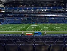 Farm Bureau Live Seating Chart With Rows And Seat Numbers Lucas Oil Stadium Section 140 Seat Views Seatgeek