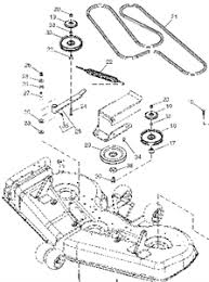 solved need wiring diagram for lt155 john deere riding fixya here is a belt diagram 8 1 2011 10 54 29 pm gif