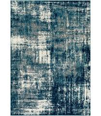 bright blue area rug albion taupe brown