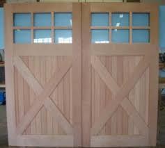 swing out garage doorsCarriage Doors  Clingerman Garage Doors  Sweets