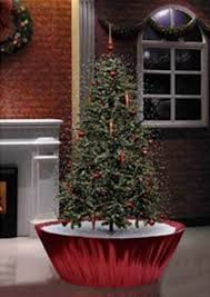 Incredible Deal On Holiday Living 5ft PreLit Artificial Red Artificial Christmas Trees