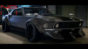 Ford Mustang BOSS 302 (1969) - Modified - NFS2015 Sound - YouTube