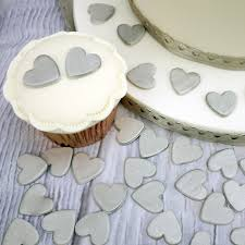 25th Wedding Anniversary Cake Decorations