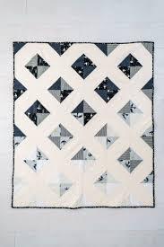 Modern Quilt Design Ideas Great Ombre Effect Modern Quilt Pattern Babyquilt
