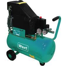 <b>Масляный</b> поршневый <b>компрессор WERT AC</b> 300/24 - купить в ...