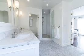 High end bathroom furniture Elegant High End Bathrooms Remodeled In West Hollywood Eden Uacraoinfo High End Bathrooms Remodeled In West Hollywood Eden Marble