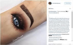 hand makeup the weirdest insram beauty trends check it out at makeuptutorials