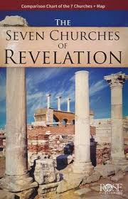 Comparison Chart Letters To The Seven Churches Of Revelation Seven Churches Of Revelation Pdf Download Download