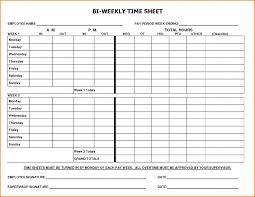 Sample Payroll Timesheet Stunning 44 Biweekly Payroll Timesheet Template Simple Salary Slip With Regard