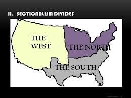 geography about com ppt  sectionalism divides socialstudieshelp com