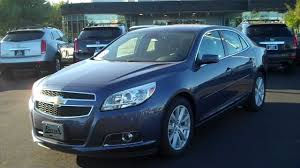 2013 Chevrolet Malibu 2LT Blue, Burns Chevrolet, Rock Hill SC ...