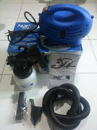 compresor. [ paint zoom ] paint spray tanpa kompresor ( air compresor ) - spare part