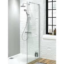 posh walk in shower dimensions walk in shower glass panel size walk in showers sanctuary bathrooms