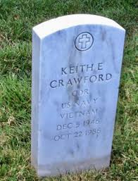 CDR Keith Eugene Crawford (1946-1986) - Find A Grave Memorial