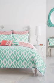 White And Turquoise Bedroom Best 25 Coral And Turquoise Bedding Ideas On Pinterest