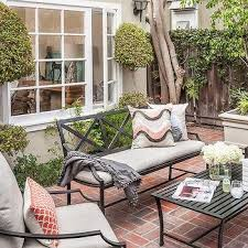 wrought iron patio sofa design ideas