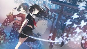 Anime Girl HD Wallpapers