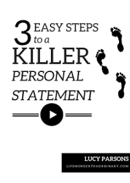 the definitive guide to where to get help your personal statement 3 easy steps to a killer personal statement