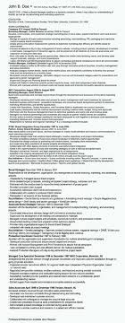 Success Resumes Best Resume Template 9 Ways To Update Your Resume For 2019