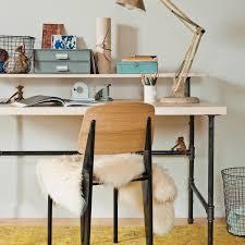 Industrial Chic Desk Martha Stewart
