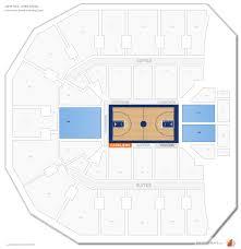 John Paul Jones Arena Virginia Seating Guide