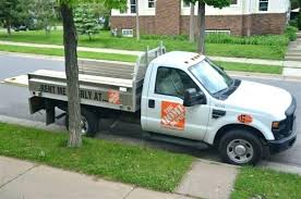 Home Depot Flatbed Rental Renting Trucks From Home Depot Perfect ...