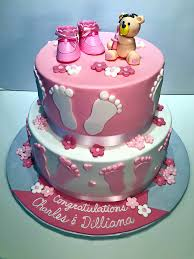 Baby Shower Cakes For Girls Hands On Design Cakes