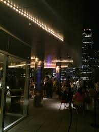 rooftop lighting. Lammers Enjoy Envoy Hotel Rooftop, Lighting By Justin Brown Rooftop