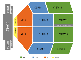 Emerald Queen Casino Seating Chart And Tickets