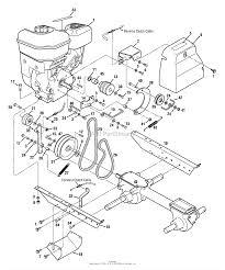 Troy bilt 12210 6 5 hp roto tiller parts diagram for engine rh jackssmallengines troy bilt horse tiller parts diagram troy bilt horse tiller parts