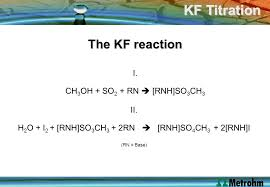 the kf reaction i ch3oh so2 rn rnh so3ch3
