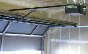 how to install a automatic garage door opener garage door opener cost to install automatic garage