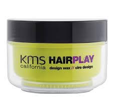 Kms Hairplay Design Wax Kms California Hair Play Design Wax