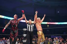 How Dustin Rhodes' Love for Performing Was Reignited in AEW - TV Insider